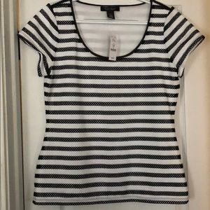 NWT White House Black Market stripped top
